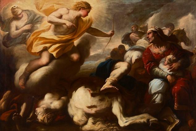 Giordano - Massacre of the Children of Niobe - AGH - 1780s.jpg
